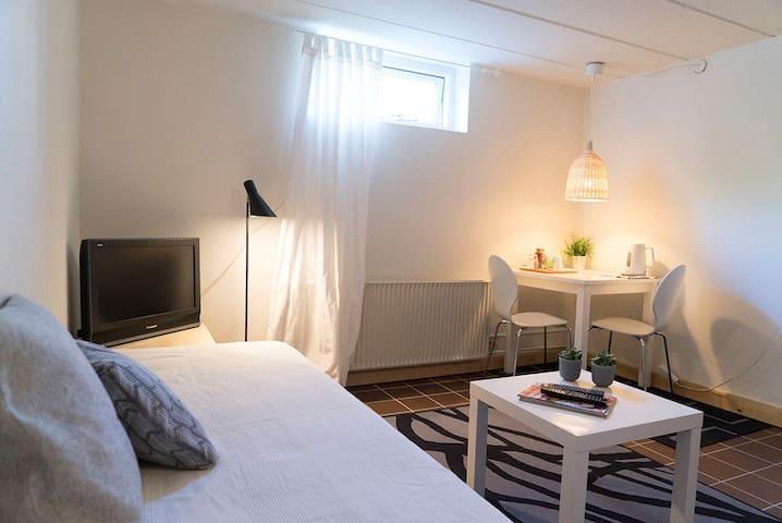 Hyggeligt værelse i Kerteminde - Kerteminde - Hus