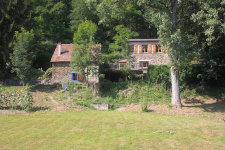 Belle Retraite Naturelle au Coeur du Cantal
