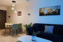 Cozy & lovely Apartment next to River $Cente