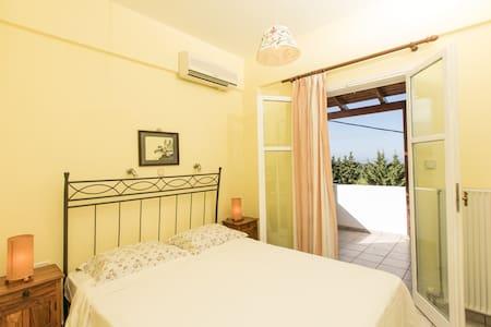 Αrtos - 1 bedroom with Pool & Sea View