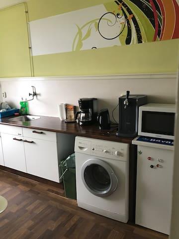 Neat apartment for your travel comfort - Nijmegen - Leilighet