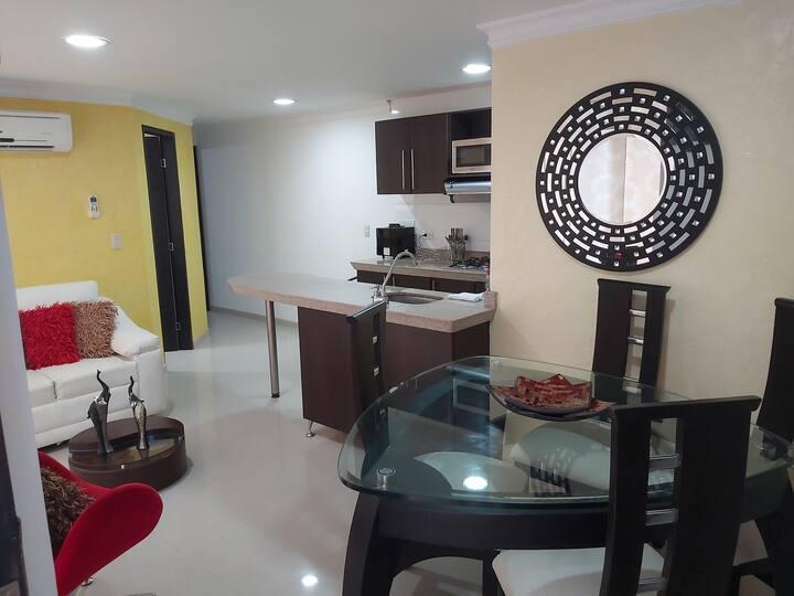Apartamento de lujo en FLORENCIA (208)
