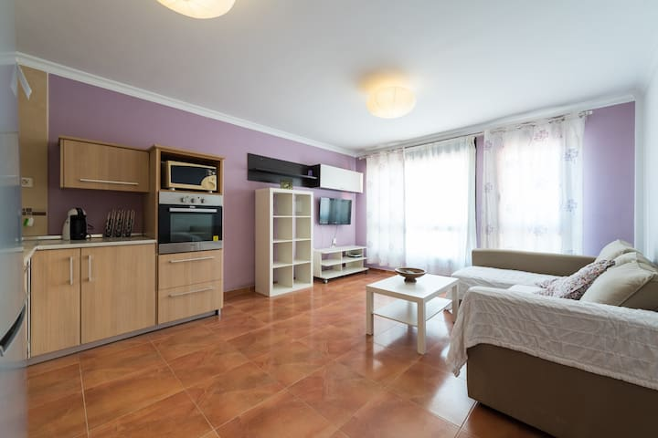 Apartamento cerca Aeropuerto y centro ciudad - Telde - Daire