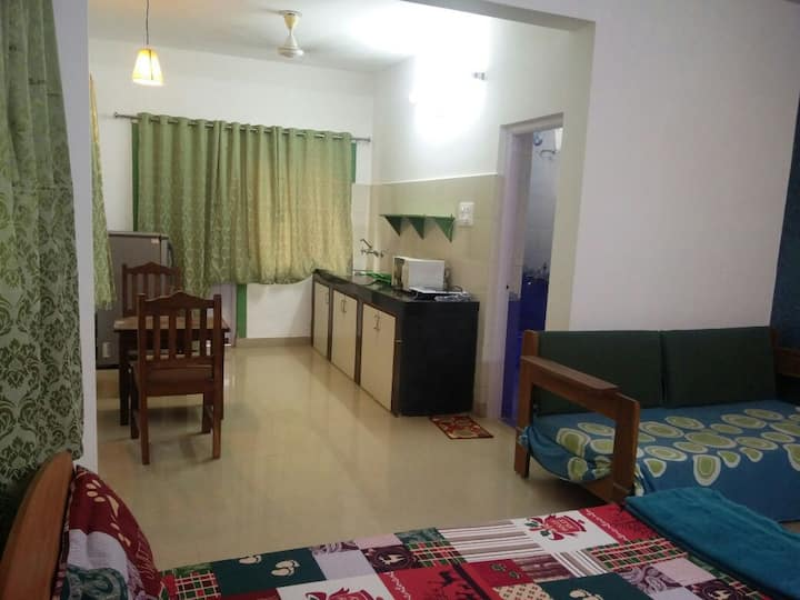 Fully Furnished Apartments in Calangute
