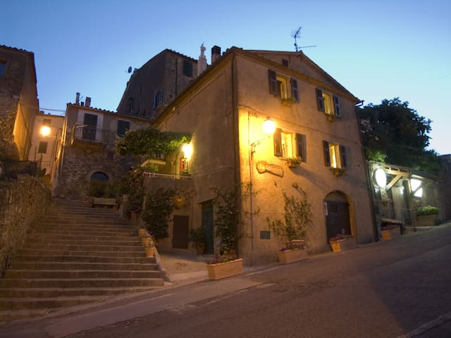 Camera Rosmarino - Manciano - Bed & Breakfast