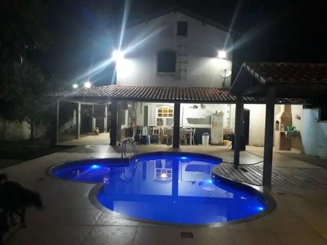 Jaconé - Casa da piscina