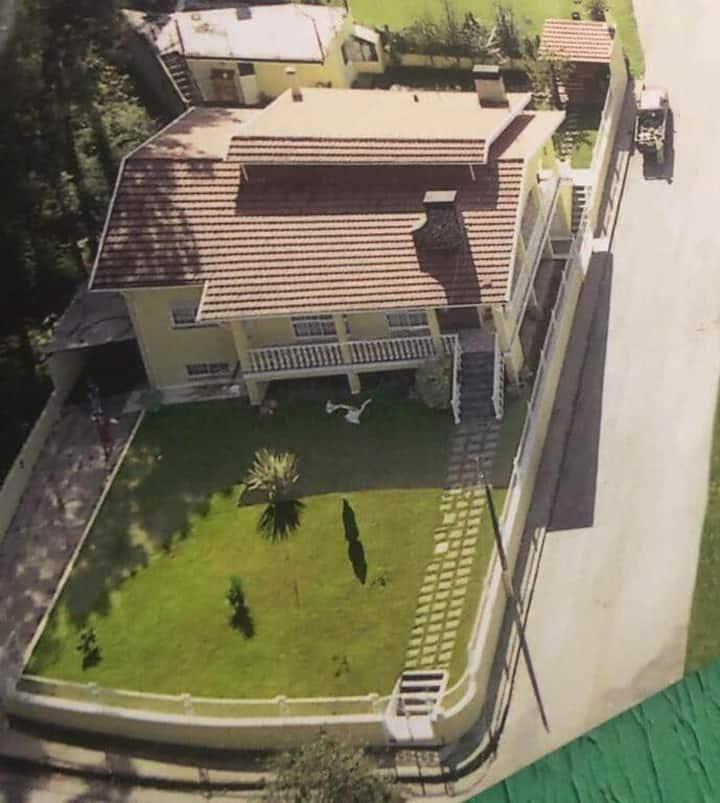 A casa Cascão