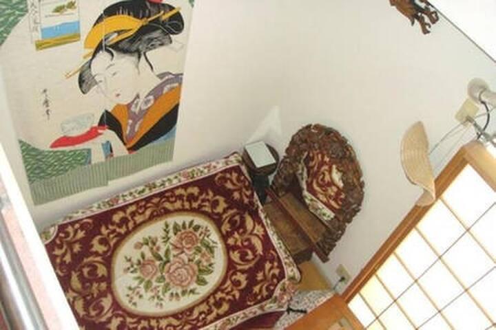 WiFi/Shinjuku Loft Private Studio Samurai Area