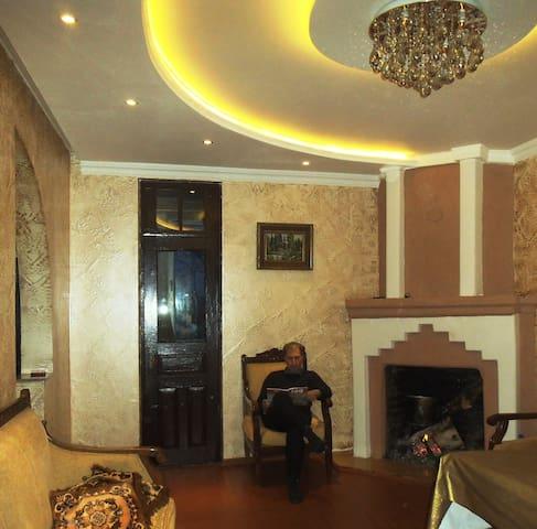 Welkome to Tsikhisdziri guest house.