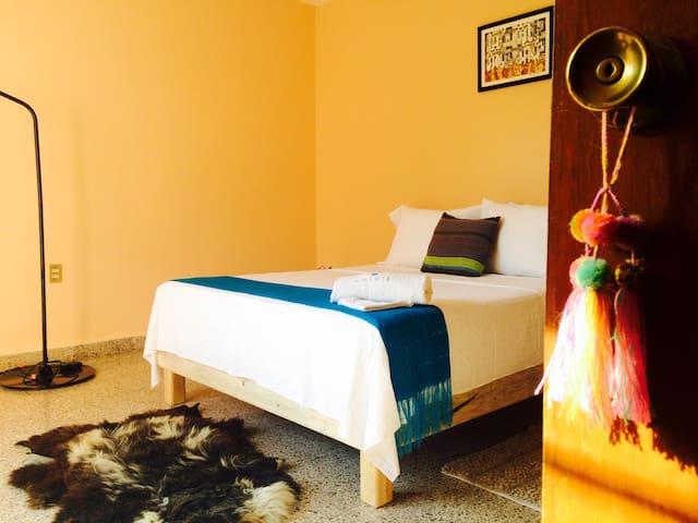 Apartamento en zona tranquila a 20 min del centro - Oaxaca de Juárez