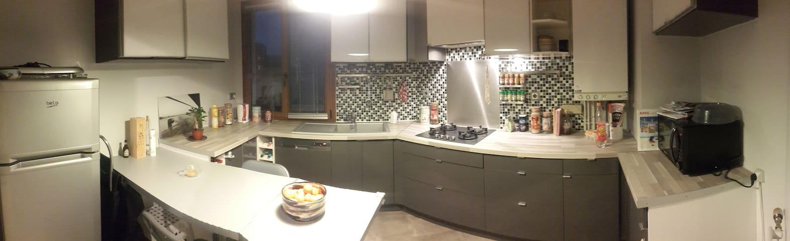 Un duplex proche Paris - Bezons - Apartment