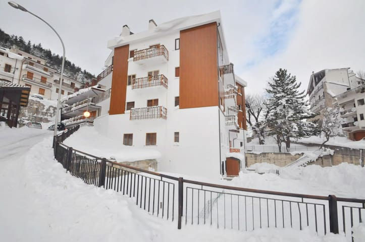 Trilocale a Roccaraso per 7 persone  ID 597 - Roccaraso - Apartment