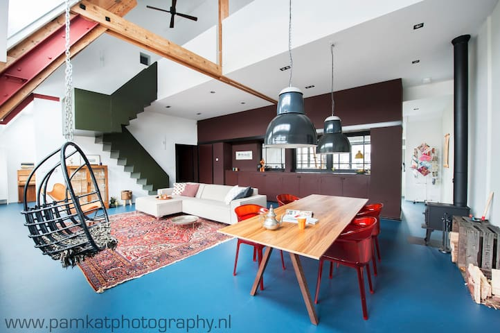 The top 20 lofts for rent in amsterdam   airbnb, north holland ...