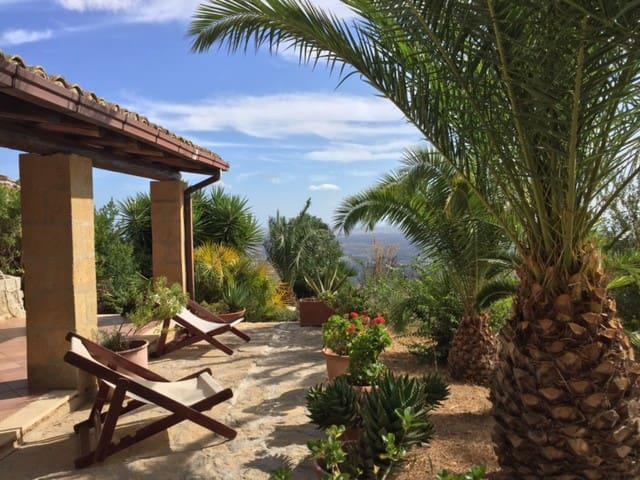 Casa vacanza con vista panoramica