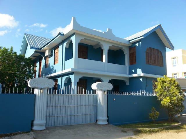 Saleh Salum house, Nyerer road, Zanzibar