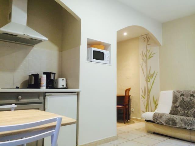 Bel appartement calme centre ville de Tarbes ,