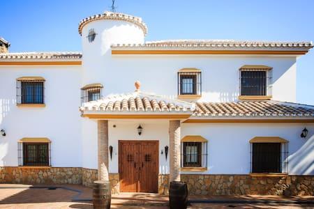 casa rural las encinas - Riogordo - Haus