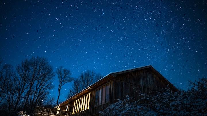 Cozy Catskills Farm Retreat