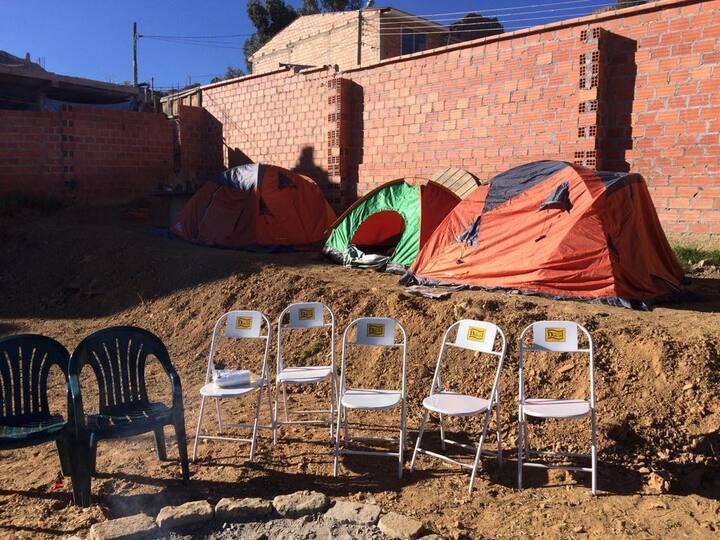Wayra Land Camping site