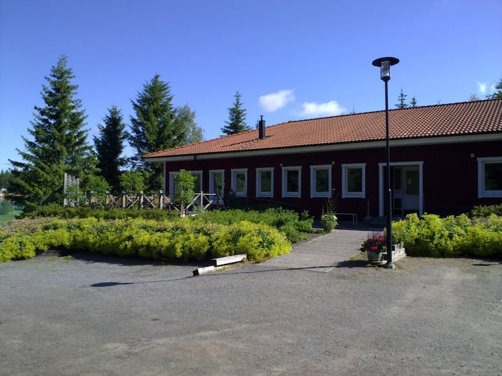 Live in the Swedish Countryside!