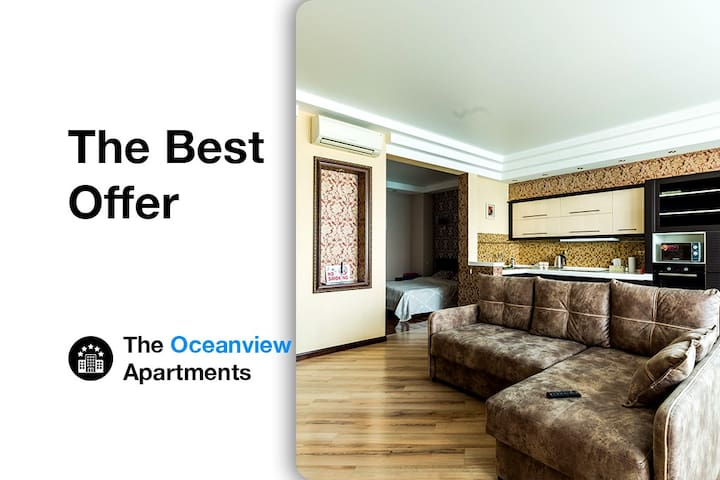 The Oceanview Apartments