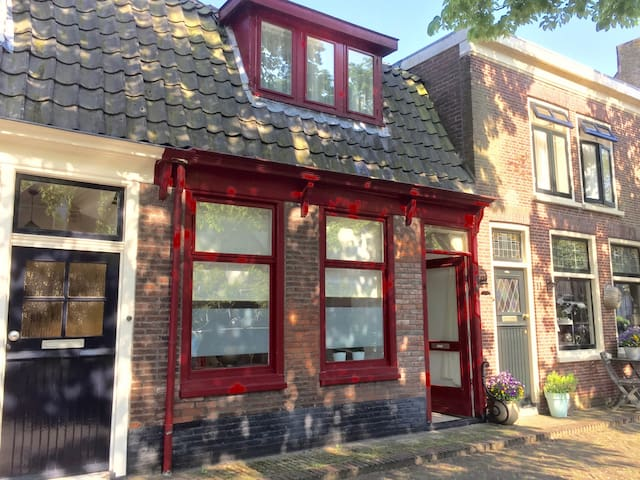 Het Rode Huisje