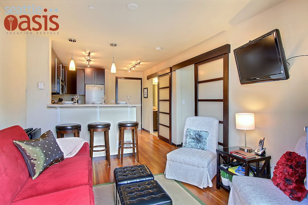 1 Bedroom Downtown Seattle Oasis Apartments For Rent In Seattle