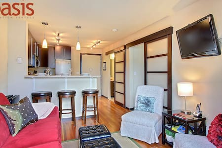 1 Bedroom Downtown Seattle Oasis - Seattle - Huoneisto