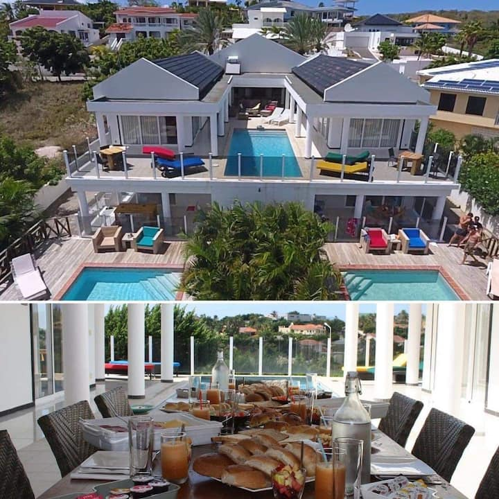 Boutique Hotel Curacao, modern and luxurious!