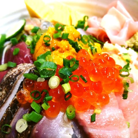 UOGASHI 7070 FISH meal & SEASON INN