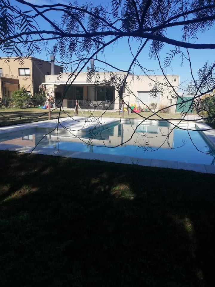 Casa en Alquiler - Santa Teresa Villanueva - Tigre