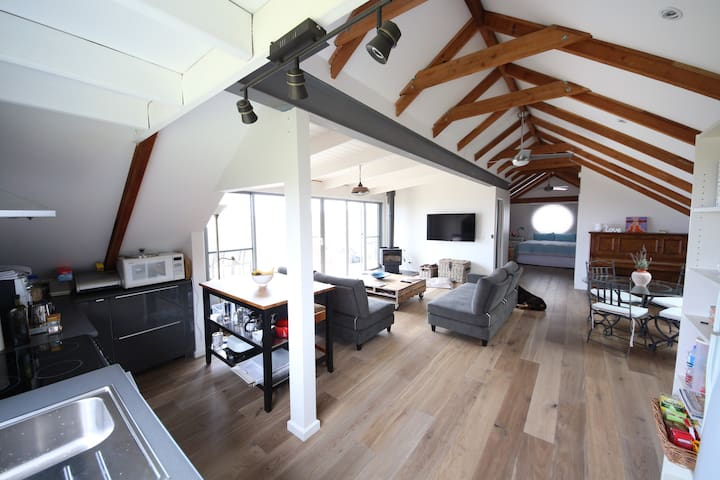 Luxurious loft apartment - Ventnor - Apartment