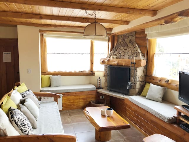 Cerro Catedral ski center apt cabin