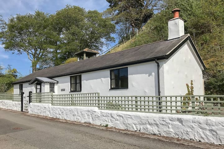 Graig Llwyd - luxury cottage with hot tub