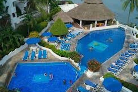 La mejor vista de Manzanillo - Manzanillo - Appartement