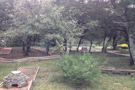 Villa avec Mini Golf Privé - Orgnac-l'Aven - Villa