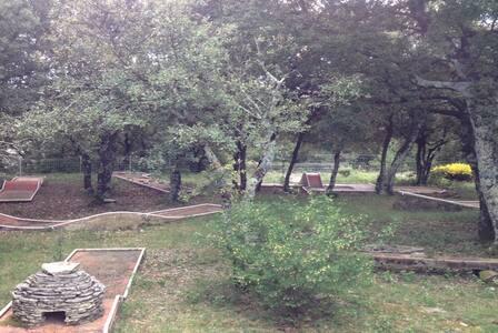 Villa avec Mini Golf Privé - Orgnac-l'Aven
