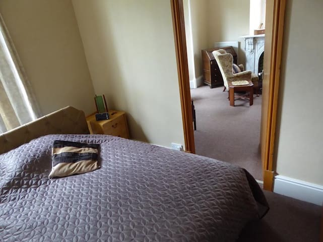 Private accomodation in spacious Georgian house - Ulverston