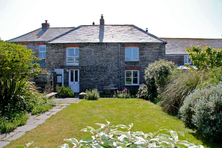 Samphire Cottage  is a perfect holiday retreat - Cornwall - Dom