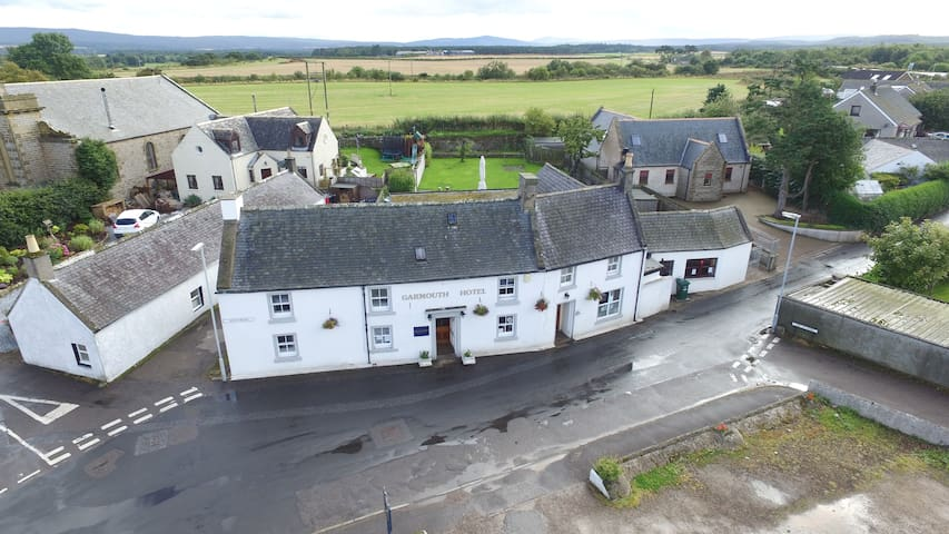 Garmouth Hotel - Annex Rooms 2 - Speyside - Moray