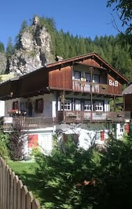 """CASA ELISA"" B&B - Saviner di Laste - Bed & Breakfast"