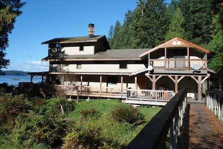 Emerald Cove Lodge (Dormitory) - Whaletown