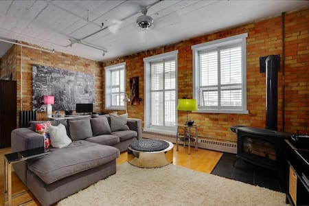 Downtown loft in the heart of Calgary - Calgary
