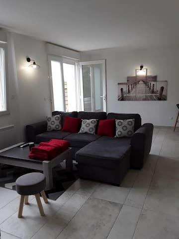 Appartement au port de Perros guirec