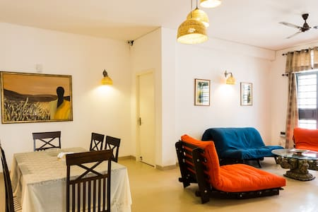 Entire 3BHK with Breakfast - Gurgaon - Ház
