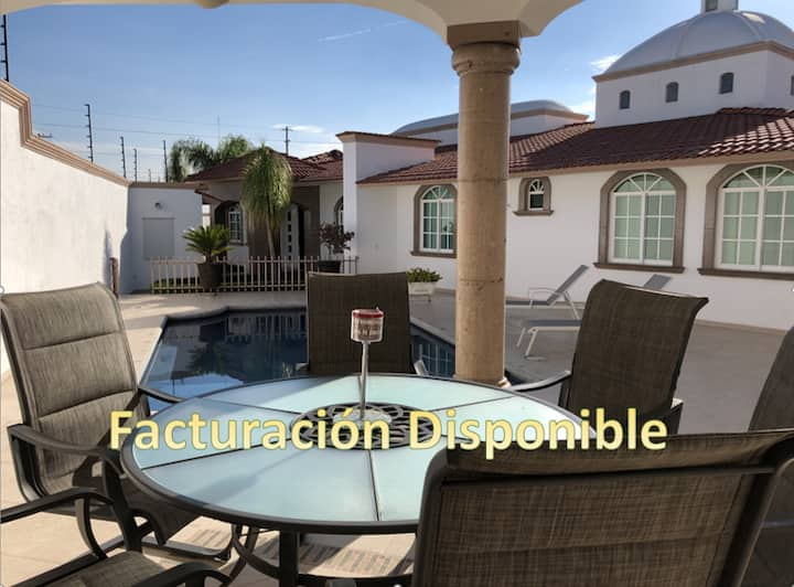Beautiful House & Pool. Juriquilla. 1-5PAX