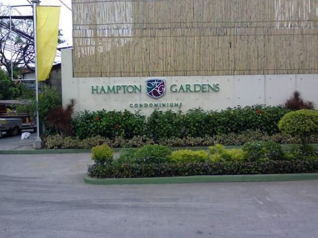 Condo Unit in Pasig City - Fully furnished
