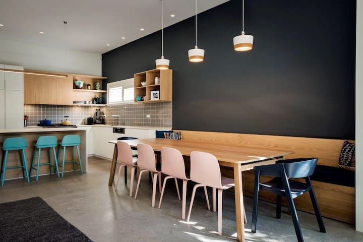 Coastal family home in Coogee - Coogee - Rumah
