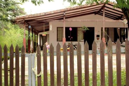 """Casa Campestre """"Las Veraneras"""" - Cali - Huis"""