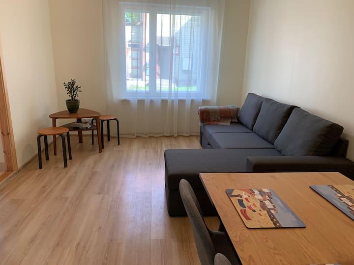 An apartment in central Pärnu close to the beach
